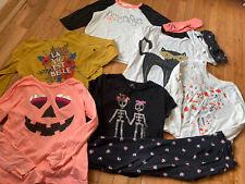 Gymboree 10 Piece Matching Set Girls Size 14 Halloween Fall Tops, Pants, Socks