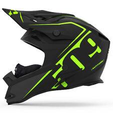 "509â""¢ Altitude Lime Matte Snowmobile Helmet, 509-Hel-Al7"