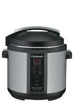 NEW Cuisinart CPC-610XA Pressure Cooker Plus: Black/Silver