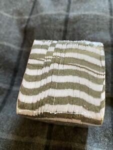 Muji Compressed Dress In Cube Organic Cotton