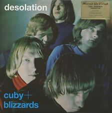 Desolation (Transparent Green) [Vinyl LP] Cuby & Blizzards  - Neu!