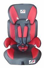 Elemed 123-RG Seggiolino Auto per bambini 9-36 Kg Gruppo 123 Racing, Rosso