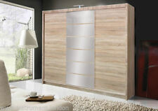 Wardrobes with Light and 3 Doors
