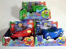PJ Masks Vehicle Gekko Mobile Cat Car Owl Glider Owlette Catboy Gekko PJMasks J