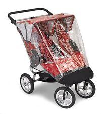 Baby Jogger Double Rain Canopy City Micro - New Old Stock
