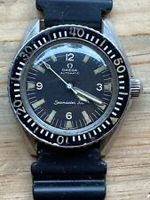 1968 OMEGA SEAMASTER 300 STAINLESS AUTOMATIC DIVER WATCH