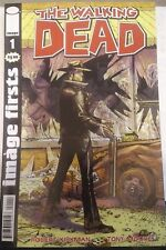 IMAGE FIRST : WALKING DEAD #1 2011 Printing Variant Cover