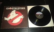 LOS CAZAFANTASMAS 1984 ESPAÑOL GHOSTBUSTERS LP VINYL OST USED POSSIBLE BAD PLAY