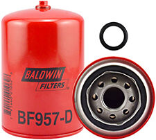 Baldwin Filter BF957-D, Fuel Spin-on with Drain