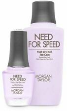 Morgan Taylor Need For Speed Top Coat Professional Kit - .5oz / 4oz