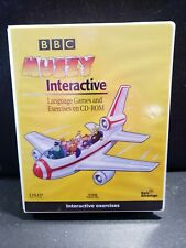 Muzzy Spanish 8 Cd-Rom Set, Interactive, Multilingual Language Software