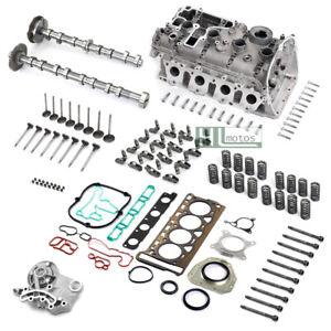 Engine Cylinder Head Camshaft Gaskets Assembly kit for VW Audi 1.8 2.0T CDA CCZ