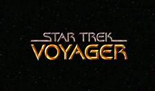 "Playmates STAR TREK VOYAGER 12"" SEVEN OF NINE and 12"" KATHRYN JANEWAY Figure Set"