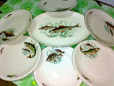 Set servizio piatti da pesce porcellana KOENIG PORZELLAN - BAVARIA nuovo vintage