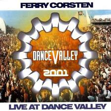 FERRY CORSTEN = Live at Dance Valley 2001 = TRANCE ELECTRO BREAKS GROOVES !!!