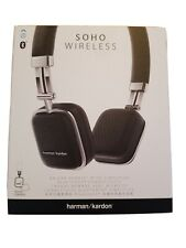 harmon/kardon SOHO Wireless On-Ear Headset w/ Simplified Bluetooth Connectivity