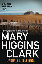 Daddy's Little Girl by Mary Higgins Clark (Paperback) New Book