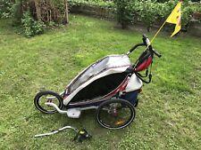 Chariot CX 1  Federung / Div Zubehör mit Jogging-Set