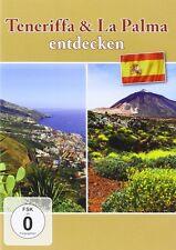 TENERIFFA & LA PALMA ENTDECKEN  DVD NEU