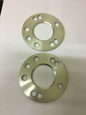 4 x 20mm Alloy wheel spacers fit Ford Wheels to Peugeot 206cc 65.1 63.4 4x108