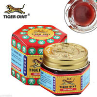 TIGER BALM RED & WHITE Pain Relief Musculars, Headache, Joint Aches, Body Pain