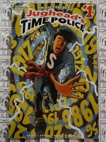 Jughead Time Police (2019) Archie - #1, Francavilla Variant, Grace/Charm, NM