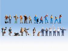 "HS Noch 16109 XL-Figurenset ""Bei der Arbeit"" 24 Figuren"
