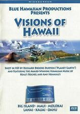 Visions of Hawaii DVD Blue Hawaiian Helicopters Widescreen 30th Anniversary