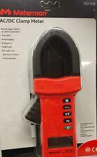 Wavetek Meterman/Amprobe AD105 AC-DC Clamp Meter W/Case