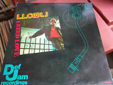 "L.L. COOL J: I NEED LOVE: 12"" VINYL MAXI SINGLE: 1987"