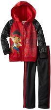 NWT Disney Jake Pirate  2PC Athletic Track Jogging Suit Jacket Pants Set 2T NEW