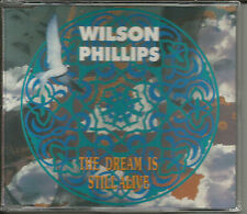 WILSON PHILLIPS Dream Is Still Alive EDIT & SPANISH & SPANGLISH CD Single SEALED