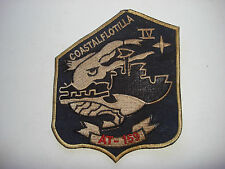 US Navy Coastal Flotilla IV AT-159 At AN THOI PHU QUOC Vietnam War Patch