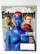 Entertainment Weekly Double Issue X-Men April 18-25, 2014 Celebrity