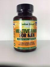Bradeson Naturals Men's Multivitamin Immune & Support Antioxidant 60 caps