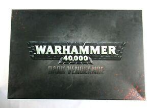 War Hammer 40,000 Dark Vengeance In Box Games Workshop