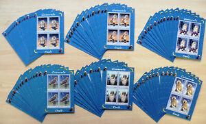 20 x Rumänien 2003 Mi. 5729-34 Kleinbogen ** MNH Eulen Owls Michel 500,-- €