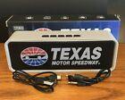 NASCAR TEXAS MOTOR SPEEDWAY BLUETOOTH WIRELESS SPEAKER TF/USB/AUX & FM RADIO