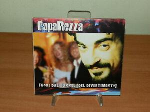 CAPAREZZA - FUORI DAL TUNNEL (DEL DIVERTIMENTO) CD MUSICA USATO SICURO