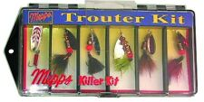 New Mepps Trouter Lure Kit Size Size 0 & 1 6 per Pack K1D