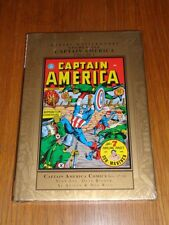 MARVEL MASTERWORKS CAPTAIN AMERICA GOLDEN AGE #17-20 VOLUME 5< 9780785142027