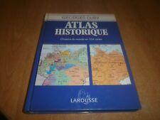 atlas historique, l'histoire du monde en 334 cartes par Georges Duby (119)