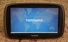 TomTom GO 60S 60 S Portable GPS Navigation 3D LIFETIME Maps USA/CAN/MEX