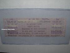 ROGER WATERS Unused 1985 Concert Ticket ATLANTA THE OMNI Pink Floyd VERY RARE