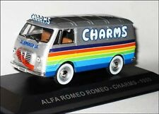 Alfa Romeo Trade Van, Charms 1959 Cars, IXO Altaya  Diecast  1/43  NEW!