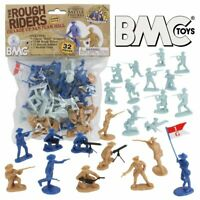 BMC Rough Riders Charge Up San Juan Hill - 32 pc. Plastic Soldier Figures
