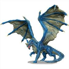 Dungeons & Dragons Icons of The Realms Adult Blue Dragon Unique Premium Figure