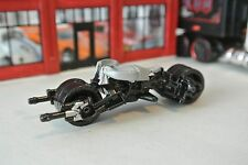 Hot Wheels Batman Bat-Pod - Black & Gray - Loose - 1:64 - The Dark Knight