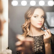 Mirror Makeup Lights Usb Led Vanity Wall Light Bedroom Suction Light Strip Us Ac