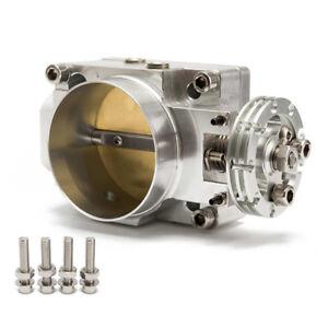 70MM Throttle Body SR20 S13 S14 S15 SR20DET 200SX 240SX Silver For Nissan Silvia